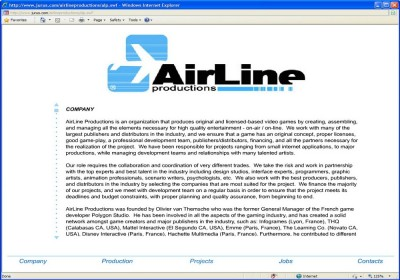 Airline Productions