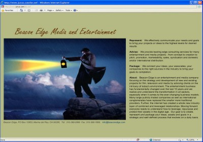 Beacon Edge Media and Entertainment