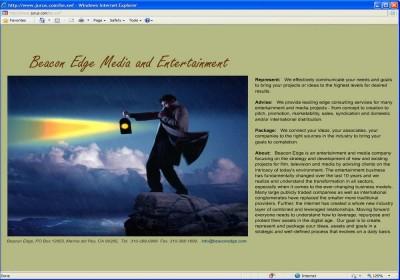 Beacon Edge Media and Entertainment