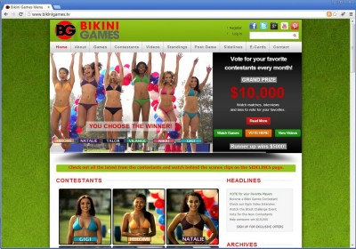 Bikini Games