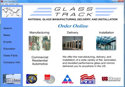 Glass Track
