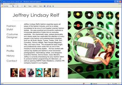Jeffrey Lindsay Relf