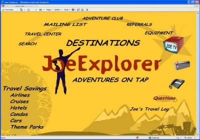 Joe Explorer