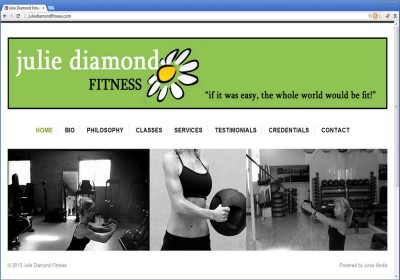 Julie Diamond Fitness