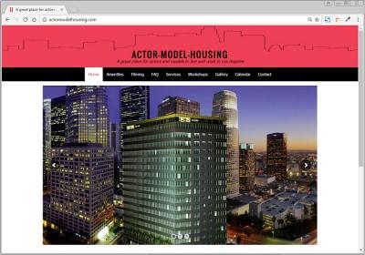 Actor Model Housing