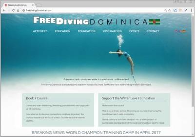 Freediving Dominica