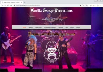 Gorilla Garage Productions