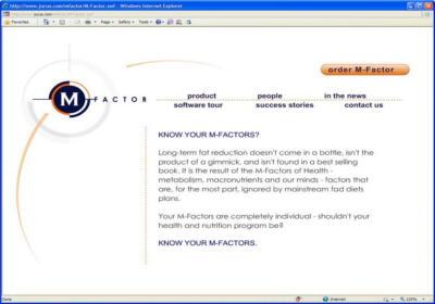 M-Factor Diet