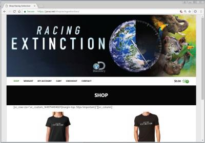 Shop Racing Extinction
