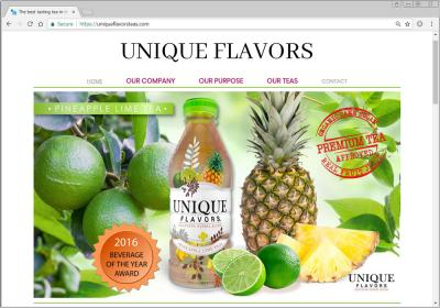 Unique Flavors