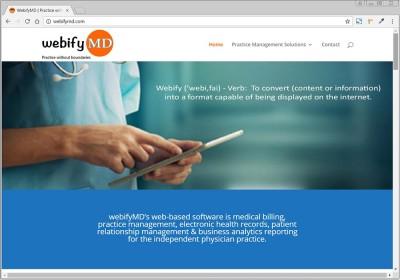 Webify MD