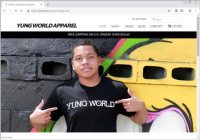 Yung World Apparel
