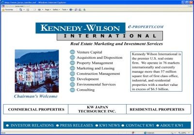 Kennedy Wilson International