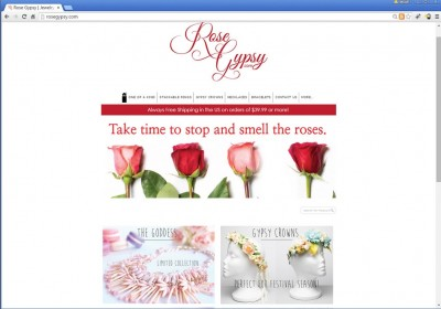 Rose Gypsy