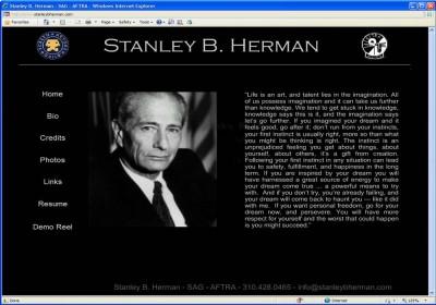 Stanley B. Herman - v.1