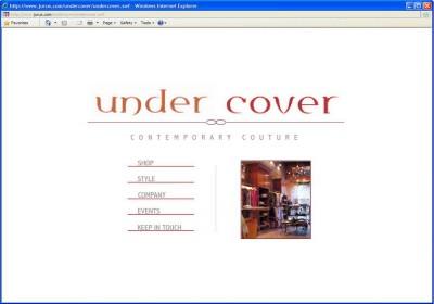 Undercover Fashion