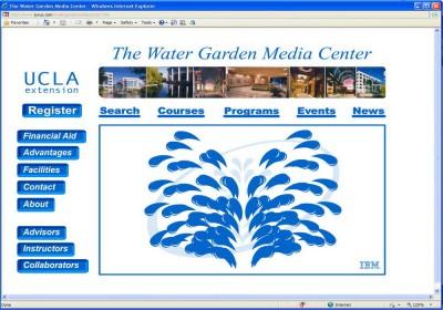 Water Garden Media Center