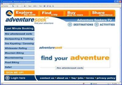 Adventure Seek