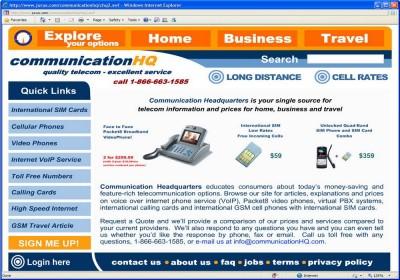 Communication HQ