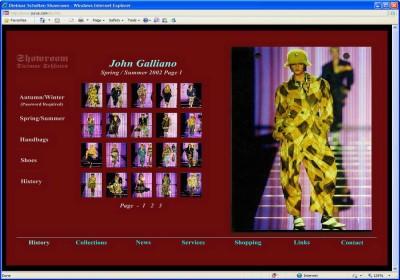 Dietmar Schloten Fashion Showroom