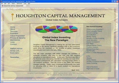 Houghton Capital Management