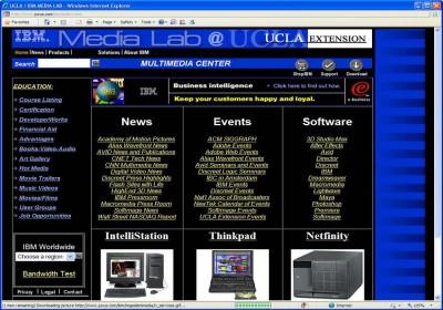 IBM Media Lab