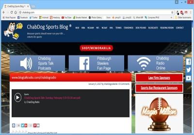 Chabdog Sports Blog