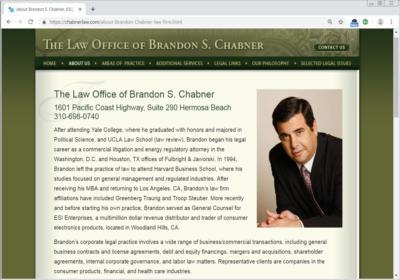 Chabner Law