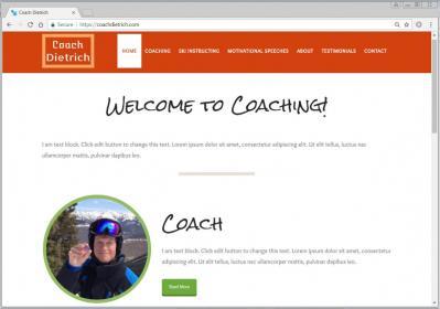 Coach Dietrich