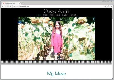 Olivia Amiri