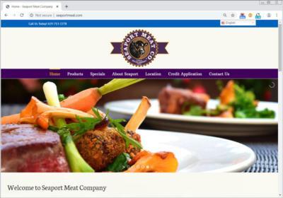 Seaport Meat Company