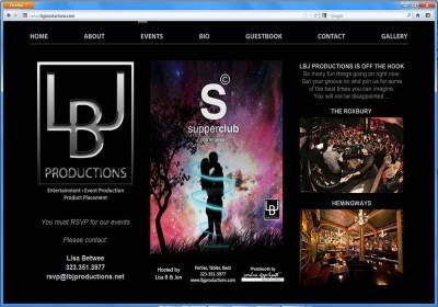 LBJ Productions