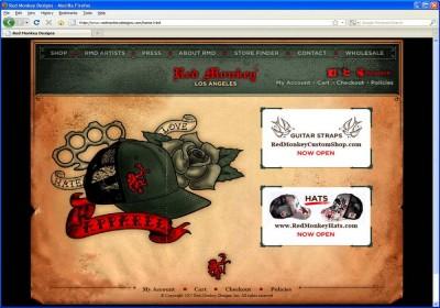 Red Monkey Designs