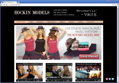 Rockin Models
